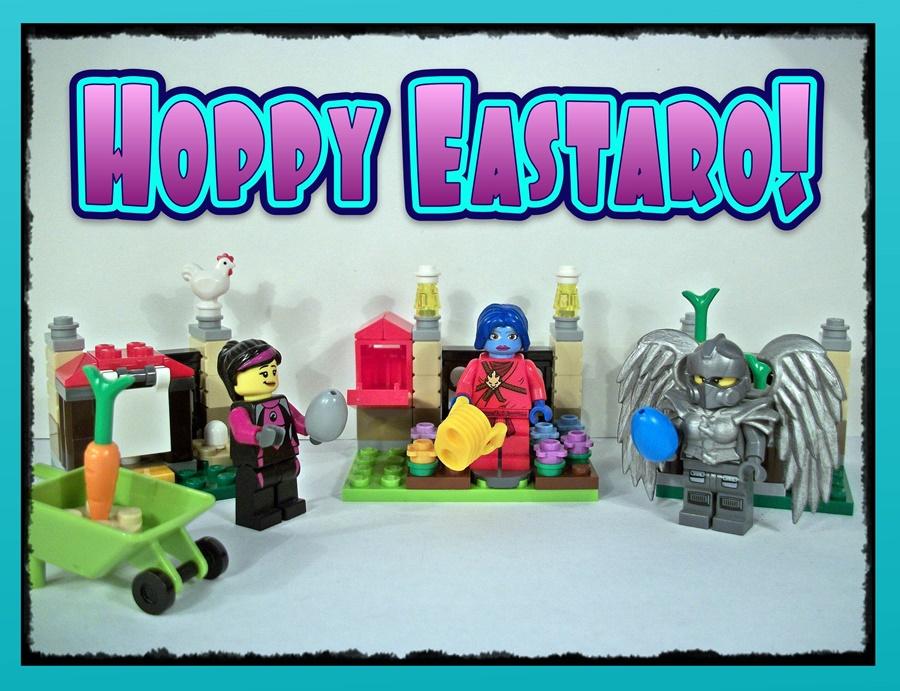 Hoppy Eastaro!